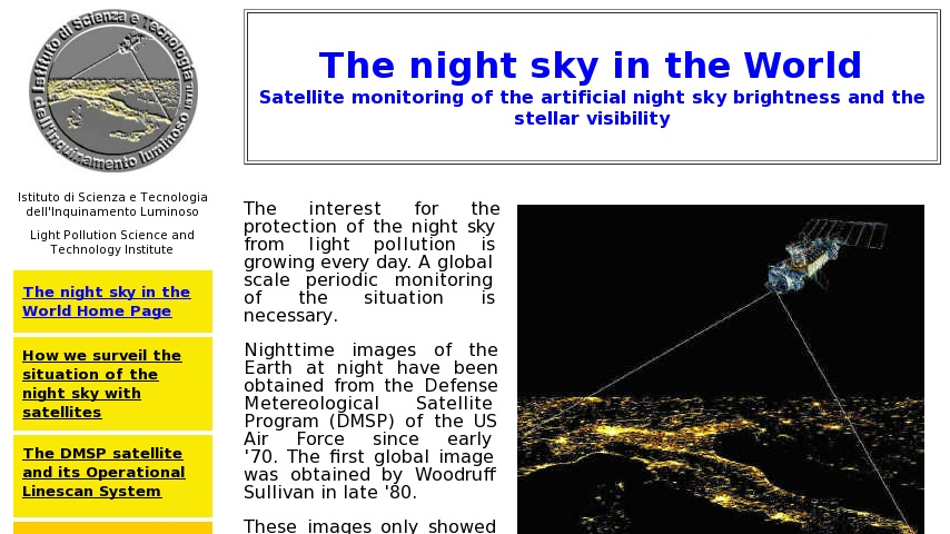 The Night Sky in the World | Curriki