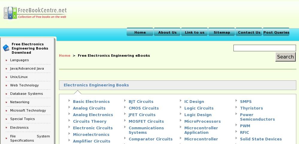 Free online engineering books | Curriki