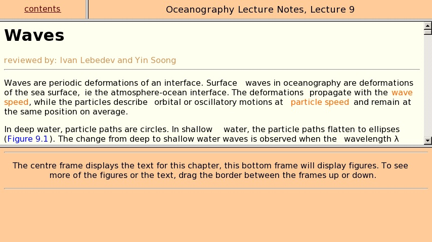 Online Lecture Notes on Waves | Curriki