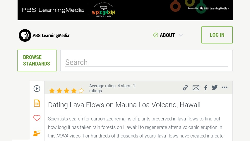 Lava (properly called magma before it erupts) fills large underground chambers.
