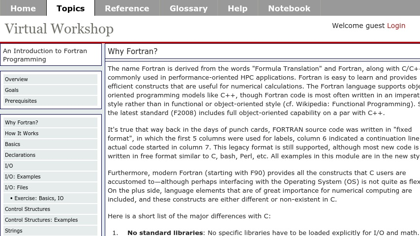 An Introduction to Fortran Programming   Curriki