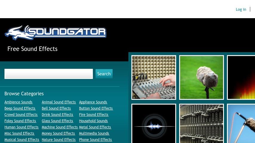 SoundGator   Curriki
