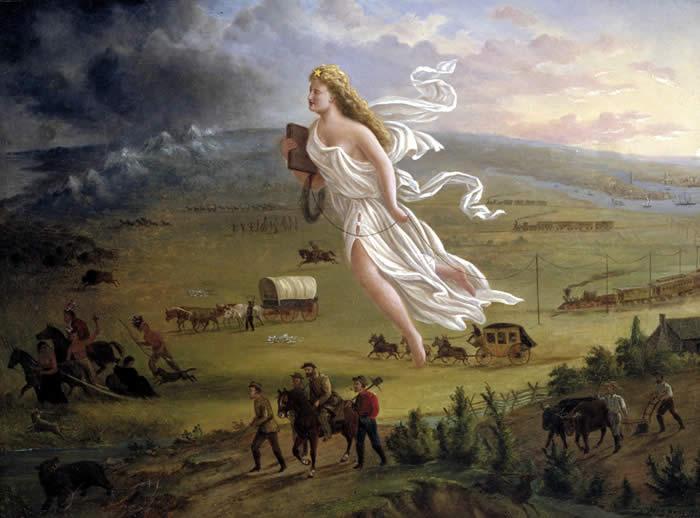 American Progress by John Gast