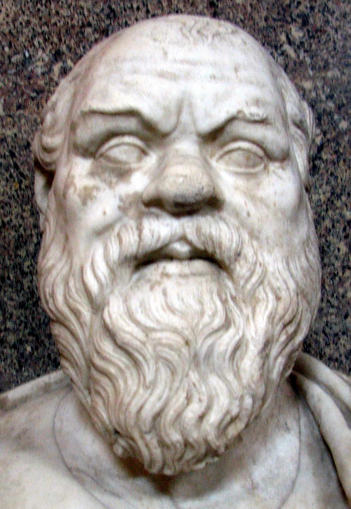 Socrates (sculpture)