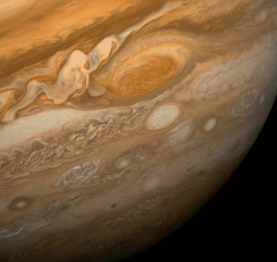 Jupiter's Giant Red Spot