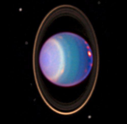 Uranus' Rings