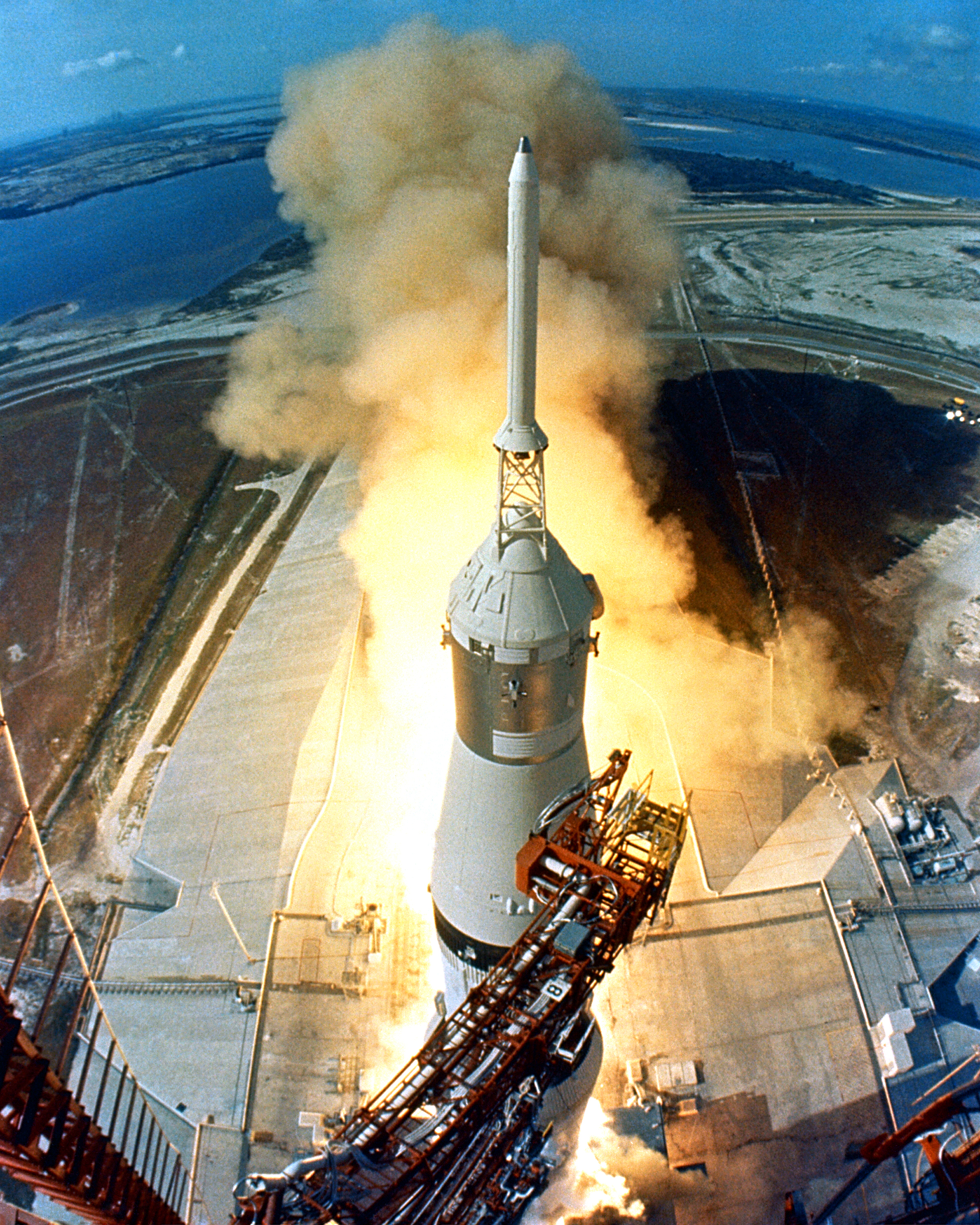 Apollo 11 Launch