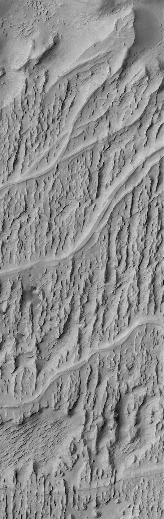 Mars Streambeds