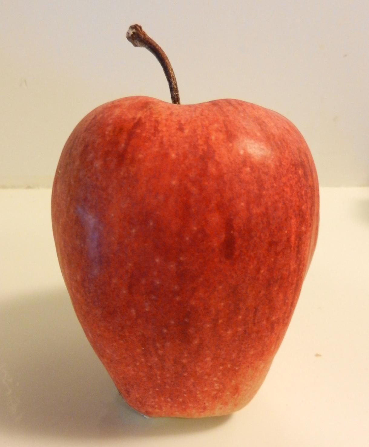 Apple: symmetry