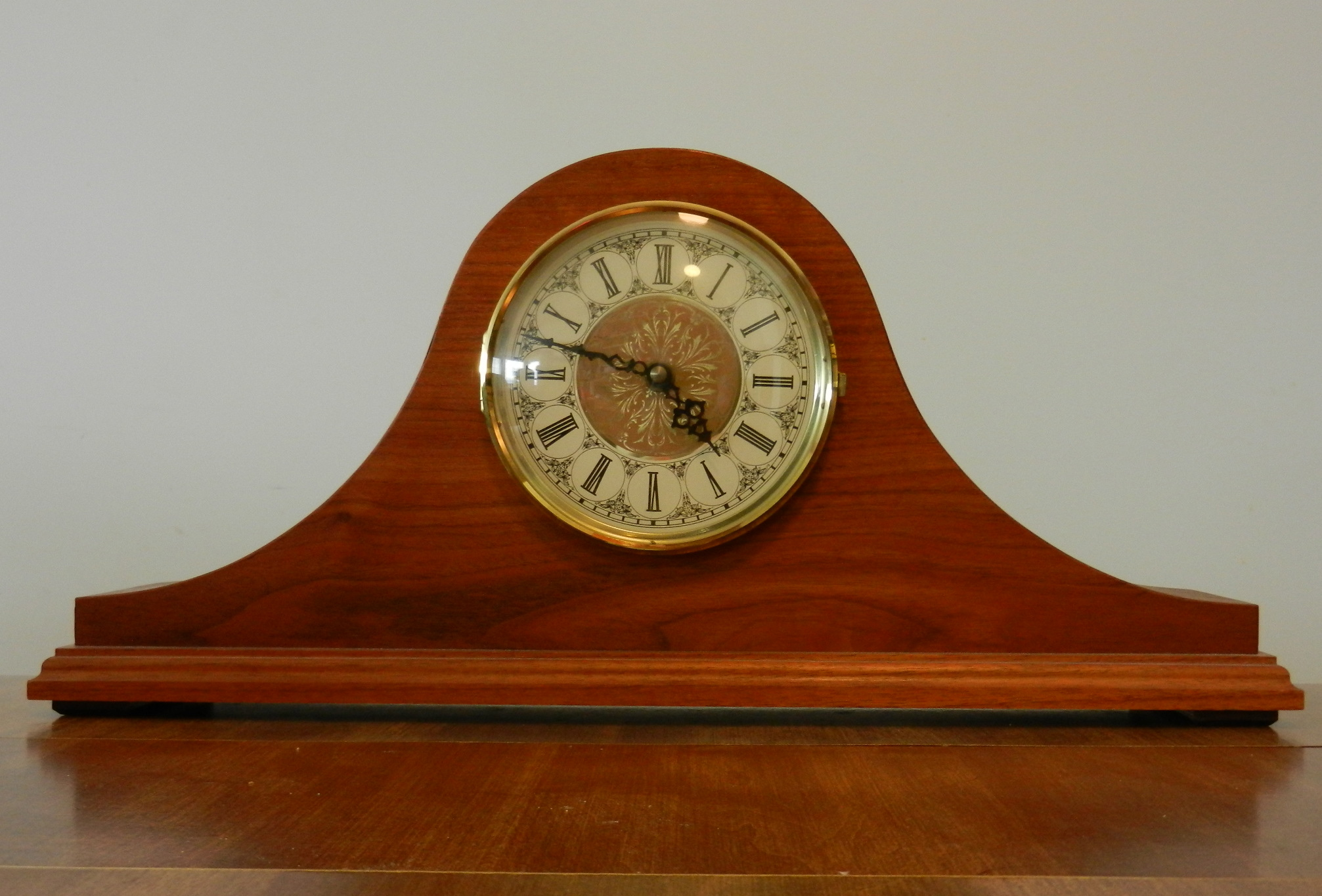 Clock: symmetry