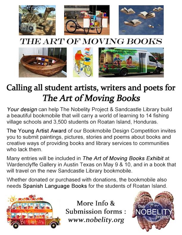 The Roatan BookMobile Project!
