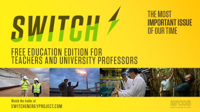 Switch Energy Documentary - FREE Education Edition